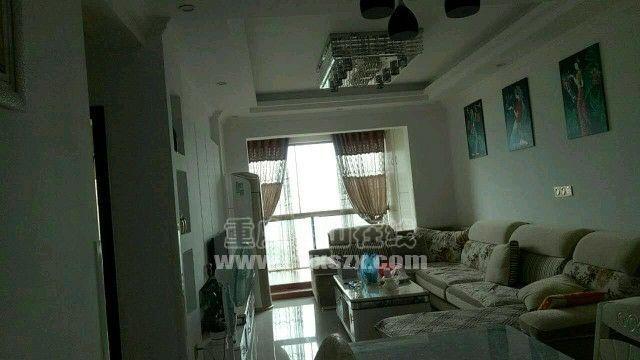 黄杨郡 82平米两室精装 新房子 才装修的 43.8万1472383633