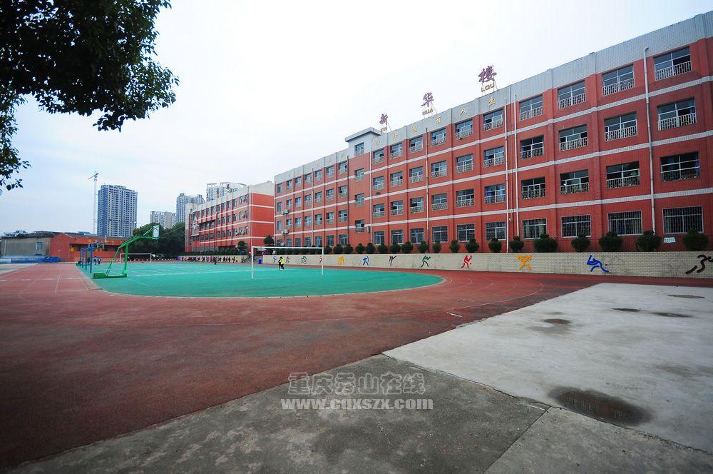 秀山东风路小学校园风采